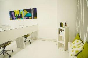 Shibumi spazio coworking | zona relax permette di concedersi una pausa e di gustarsi un buon caffè
