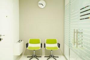 Shibumi spazio coworking | zona relax in sala d'attesa